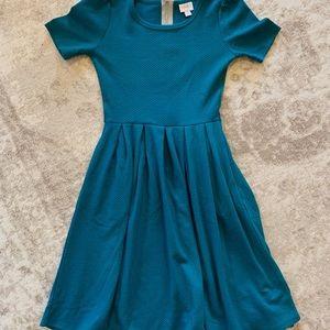 LuLaRoe Amelia Dress XS